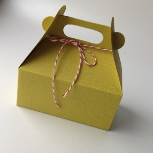Mini krabička