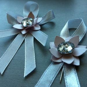Vývazek pro svatební hosty - LUXURIOUS PINK