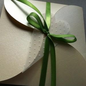 Svatební oznámení - III-perleť