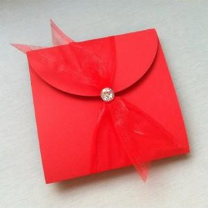 Svatební oznámení - Červené pokušení II.