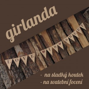 GIRLANDA - love is sweet II