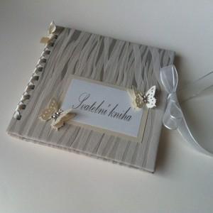 Svatební kniha - CREME